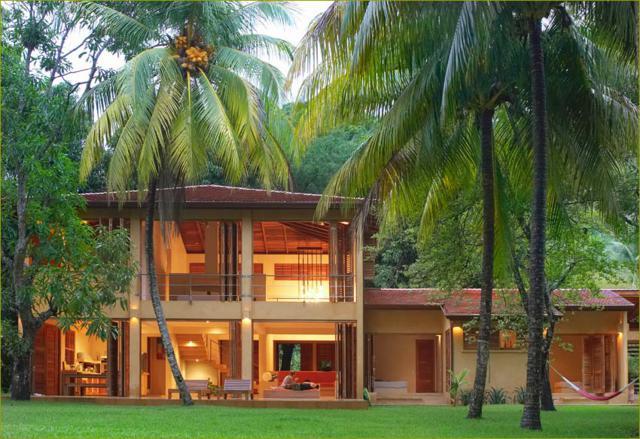 The beachfront Costa Rica retirement