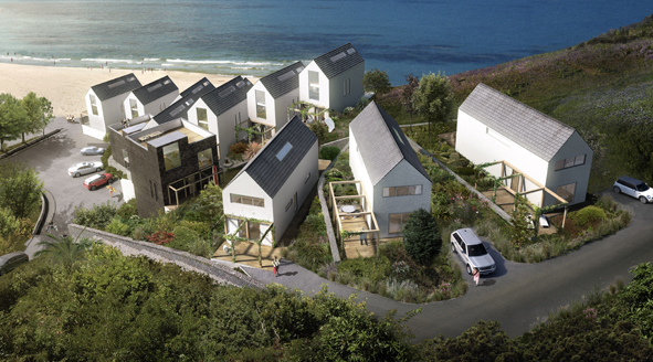 Buy house in cornwall 28 images buy house in cornwall for New modern homes for sale uk