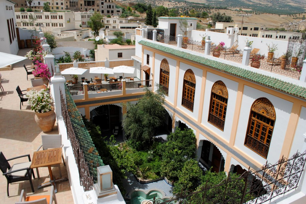Enjoy a long weekend in fabulous Fez