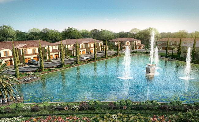 Florida-fountains-villas