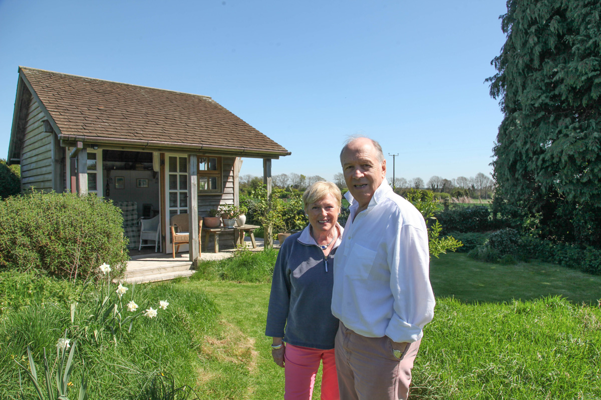 At home with The Archers