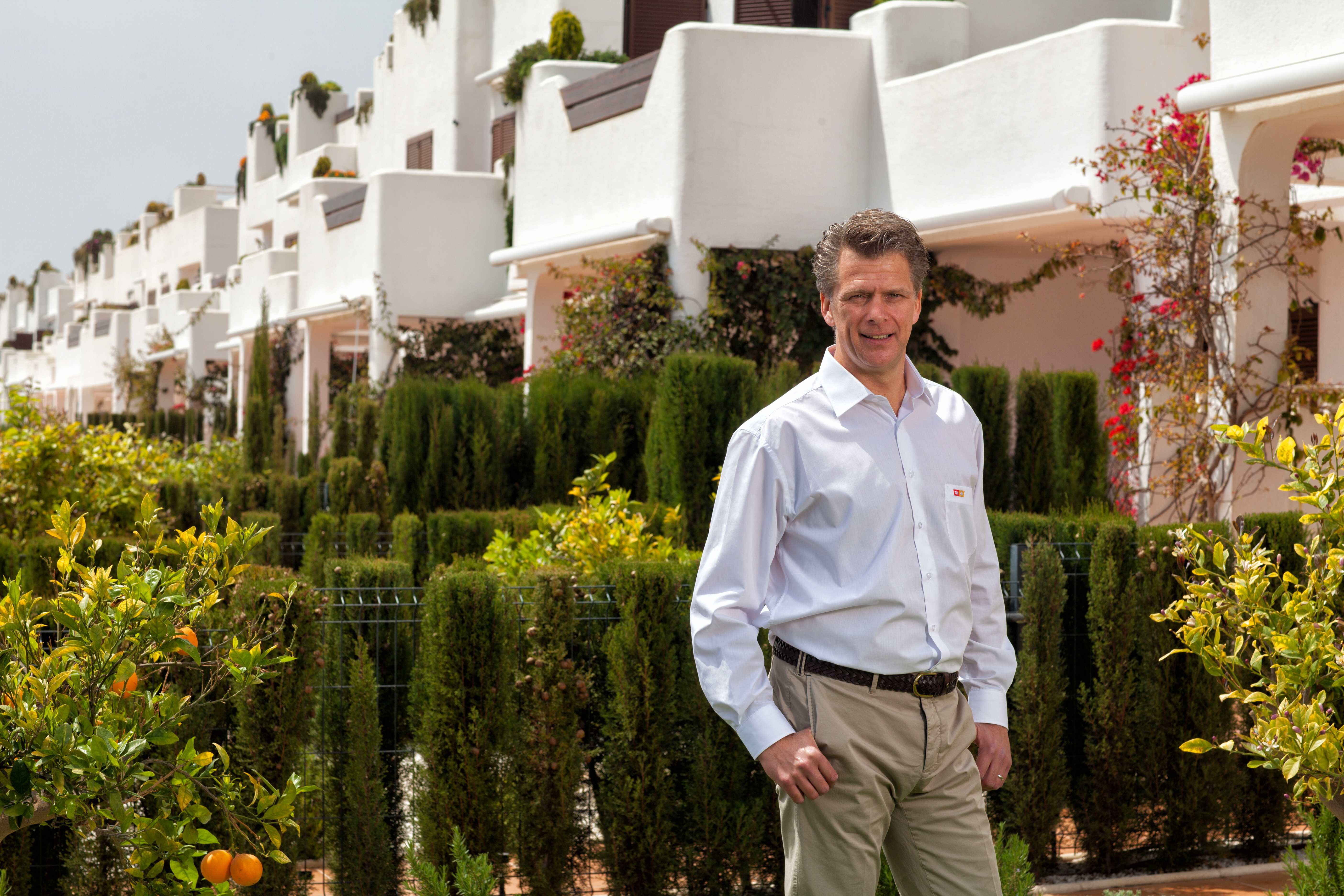 Spain is still a winner for second homes says Andrew Castle