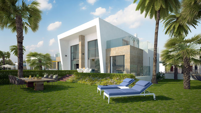 Costa Blanca new-builds offering retirees great value