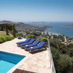 Three-bedroom hillside villa, private pool, sunset views, Yalikavak, £259,000