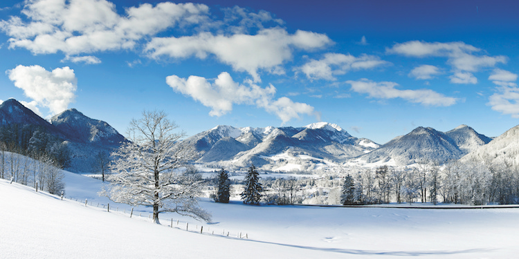 Enjoy a winter break in Bavaria