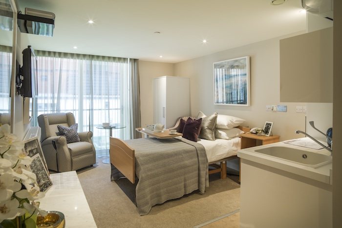 The Albert Suites – a new benchmark in nursing care for the capital