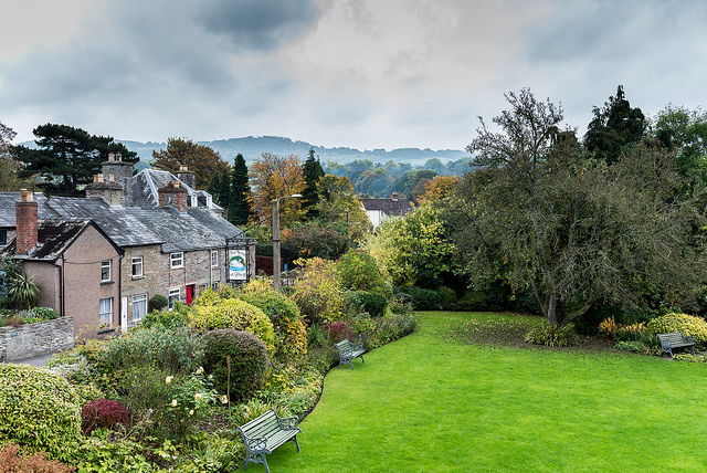 Hotel Review: the Swan at Hay-on-Wye