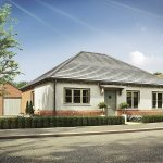 Six bungalows launched in Bedfordshire on Saturday 10 February