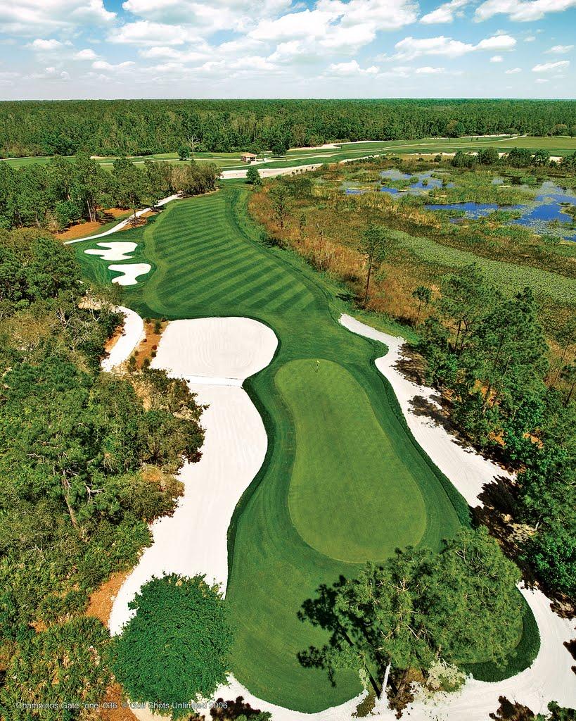 Golf Course Clubhouse Interior Design Ideas: Sun Shining On Florida Property Market