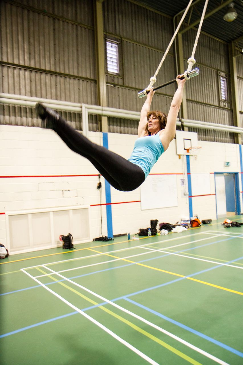 Learn the trapeze and live the high life