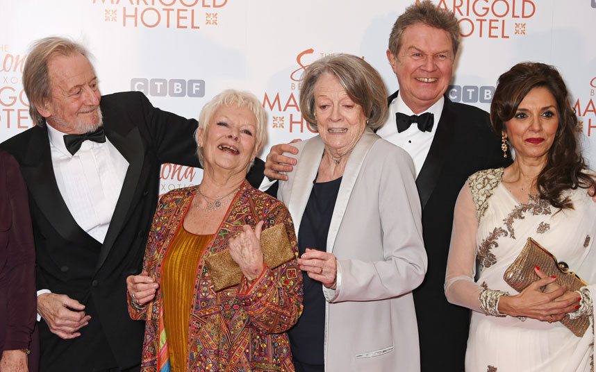 Director of the Second Best Exotic Marigold Hotel talks to Retiremove