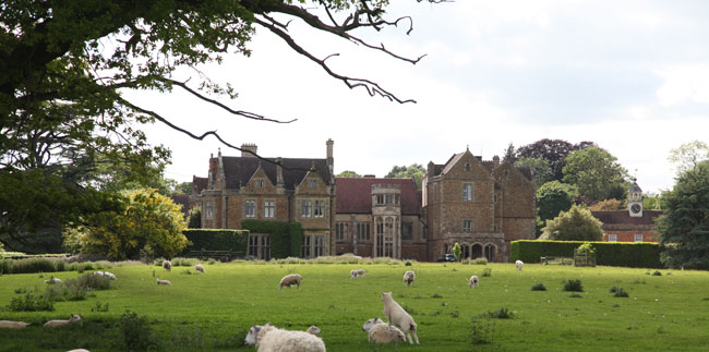 Fawsley Hall offers an escape to Tudor England