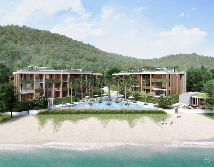 A luxurious retirement village – in Phuket