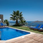 Three-bedroom villa with sea views and private pool, Yalikavak, £360,000