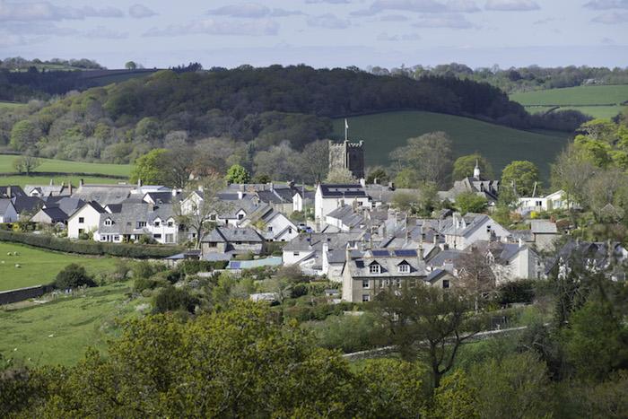 New retirement development on Dartmoor