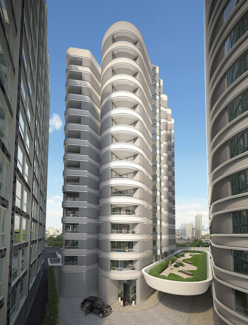 Shared-ownership retirement properties launching on London's South Bank
