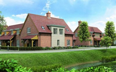 New retirement village in the West Midlands