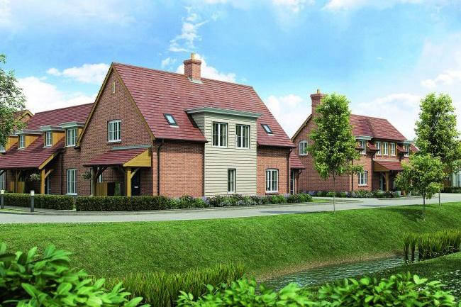 New retirement village in the West Midlands