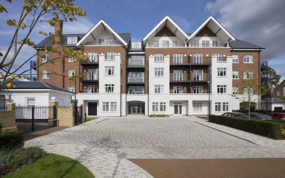 New extra-care scheme in West London