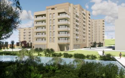 New retirement village in Watford