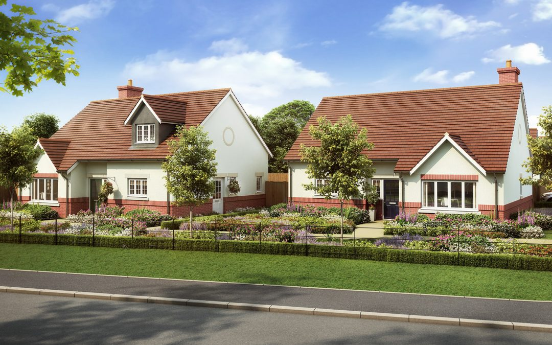 Retirees home in on bungalows