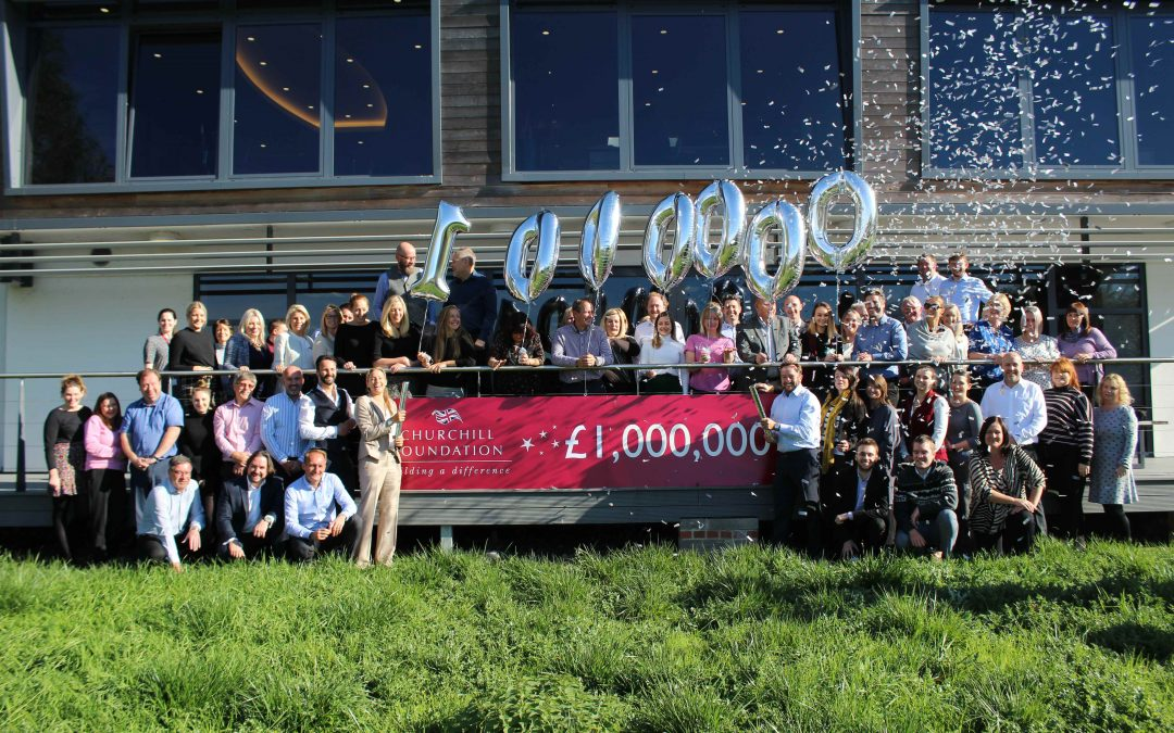 Retirement house builder raises £1 million for charity