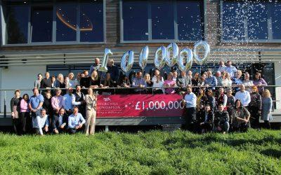 Retirement house builder raises £1 million for charity