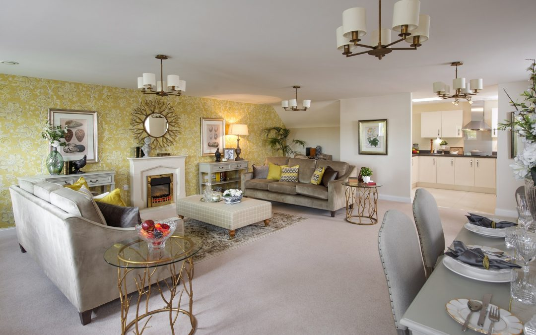Retire to the Cotswolds with McCarthy & Stone