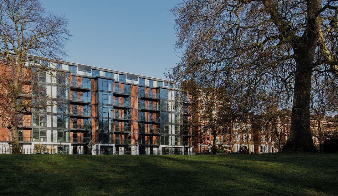 Battersea Place – where family and friends are always welcome