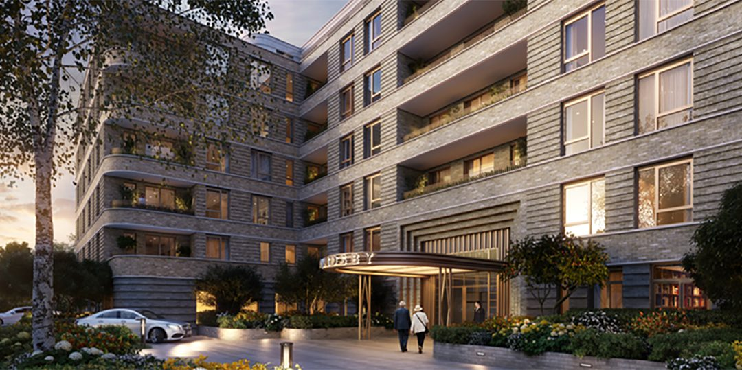 Strong sales prove 'later living' is a stylish success in Stanmore.