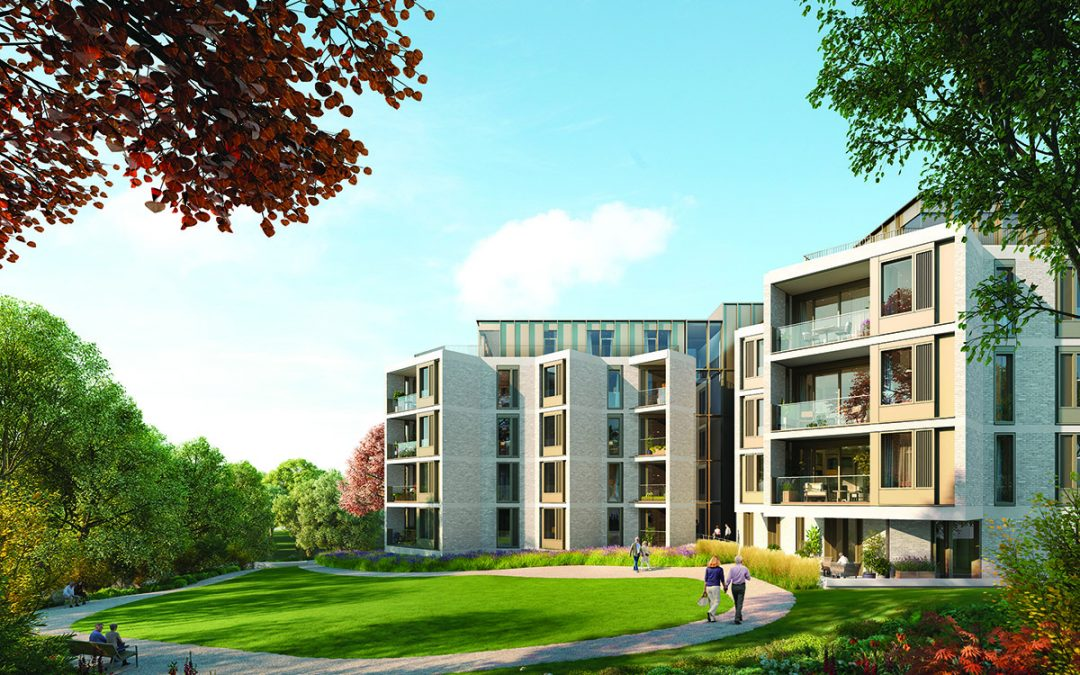 Luxurious later living comes to Hampstead