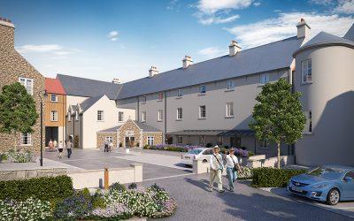 Brio unveils new show apartment in Chapelton, Aberdeenshire