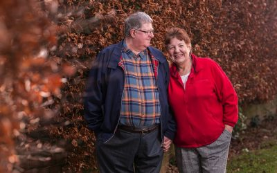 Finding love in later life