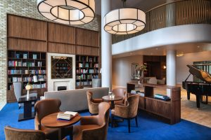 Foyles bookshop opens first library at Elysian retirement village