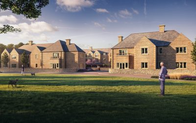 Work starts on new £50 million retirement village in the Cotswolds