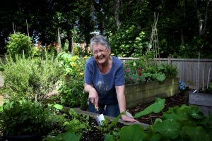 Why gardens are a life-saver to vulnerable retirees