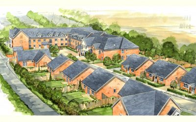 New McCarthy & Stone £21.5million retirement village in Milton Keynes