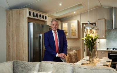 TV's Dr Hilary Jones predicts boom in park home living