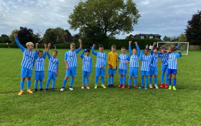 Lifestory supports junior football club in Winchester