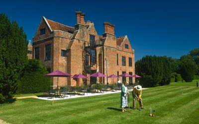 Enjoy cocktails, canapés and croquet at Grove Place Open Day