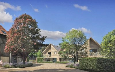 Contemporary style meets stress-free living at Orchard Yard in Kent