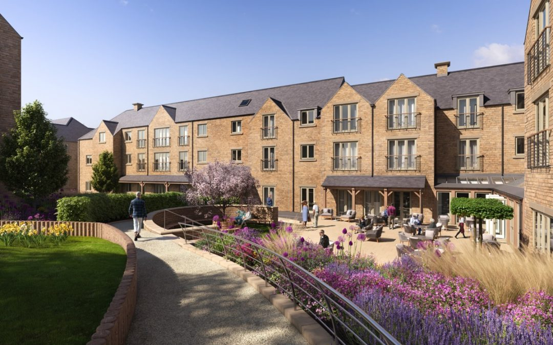 New Cotswold retirement village with homes from £299,950