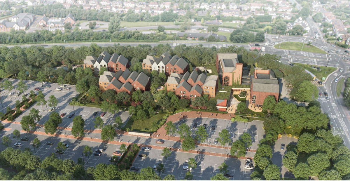 Later-living communities coming to Chester and West Byfleet