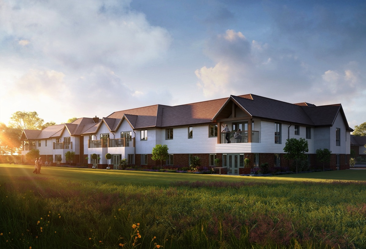 £12 million retirement village opens in the West Midlands