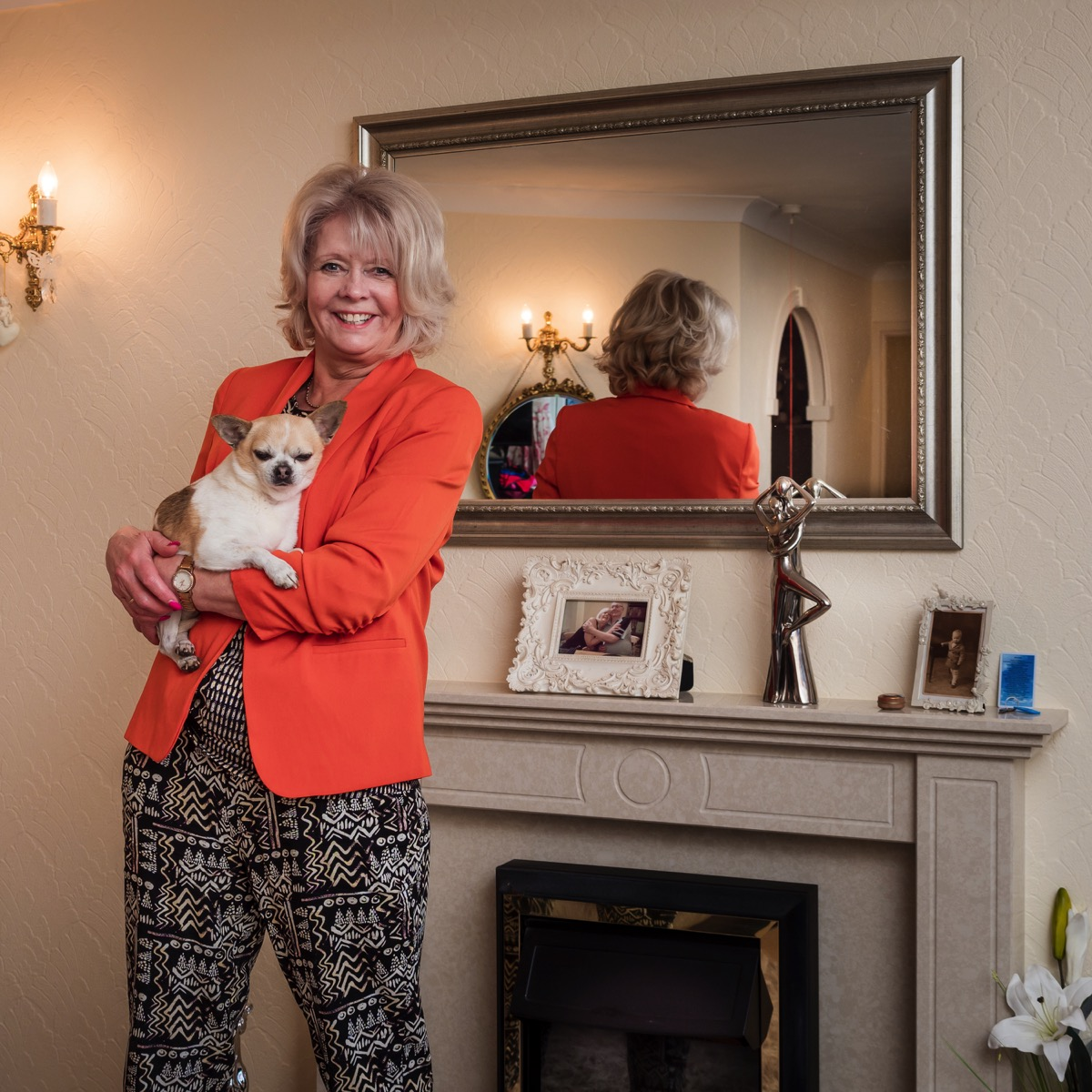 Pets aren't a barrier to living in a retirement development