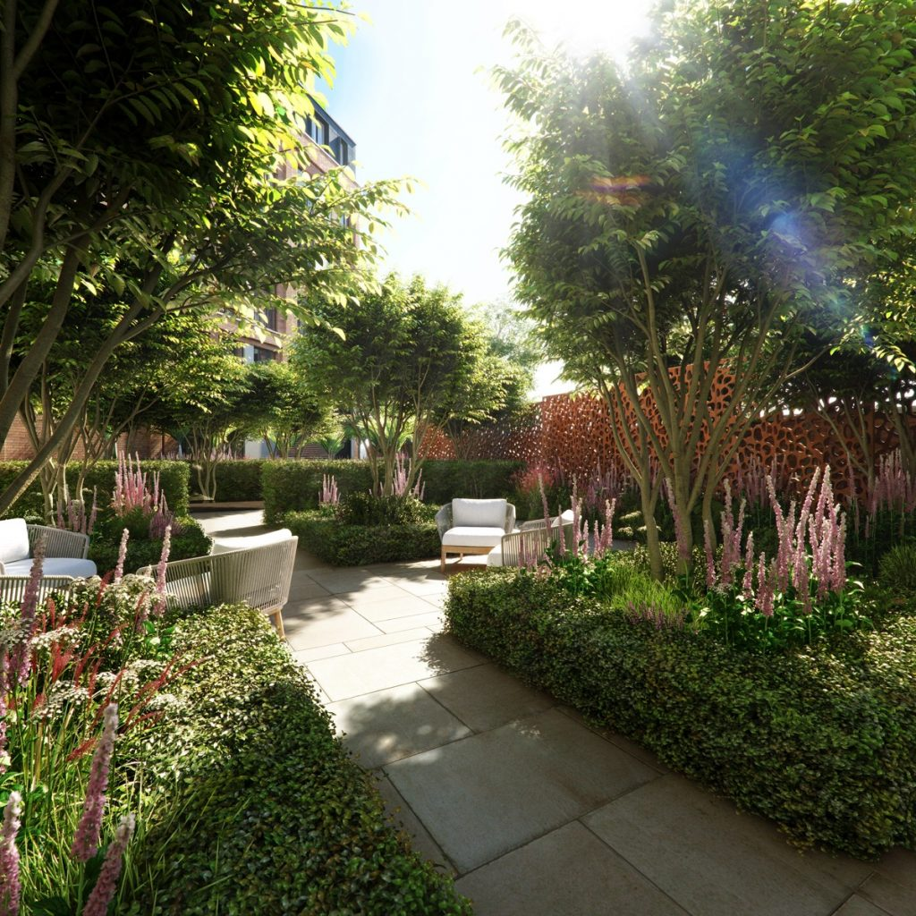 Enjoy a private preview of London's exclusive retirement community