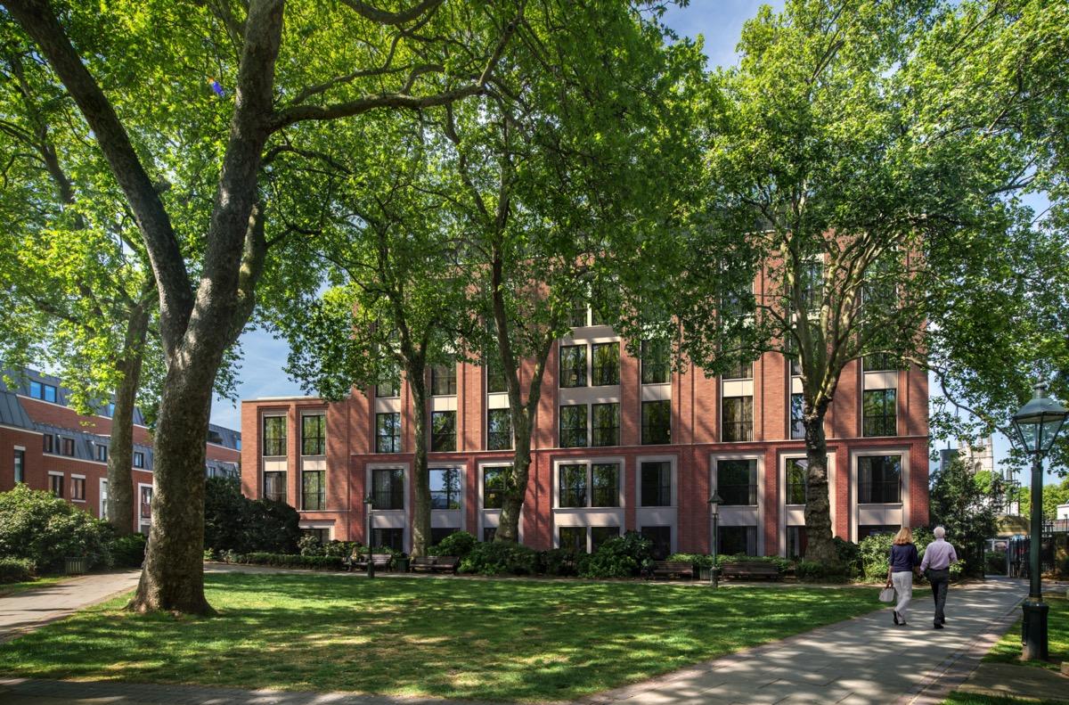 Enjoy a private tour of London's most luxurious retirement community
