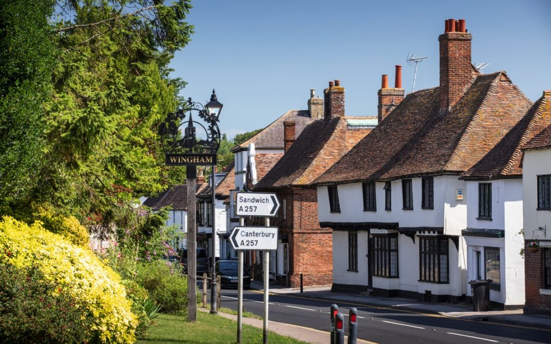 Why the Garden of England is paradise for retirees?