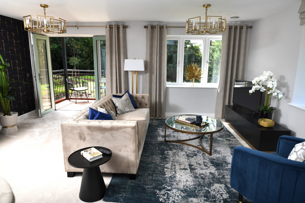 New luxury apartments at The Twynams in Hampshire